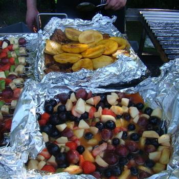 Traiteur Carlo - Barbecue - Voorgerechten